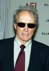Clint Eastwood at the AFI's 2003 Awards Luncheon honoring Film and Television creative teams.