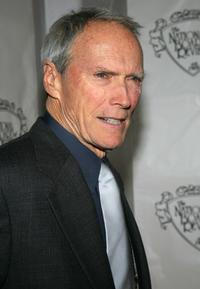 Clint Eastwood at the National Board of Review Annual Gala 2005.