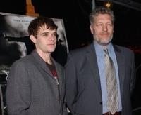 Nick Stahl and Clancy Brown at the