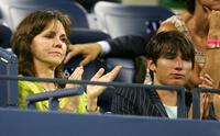 Sally Field at the US Open.