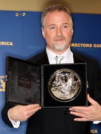 David Fincher at the press room during the 61st Annual Directors Guild of America Awards.