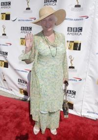 Fionnula Flanagan at the 5th Annual Primetime Emmy Nominees BAFTA Tea Party.