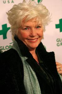 Fionnula Flanagan at the Global Green USA's Annual Oscar Party.