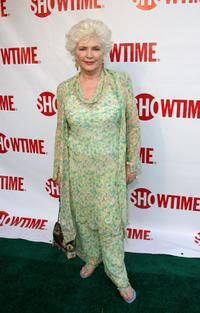 Fionnula Flanagan at the premiere of