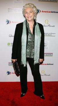 Fionnula Flanagan at the US-Ireland and Alliance Oscar Wilde Awards Honoring Irish Writing in Film event.