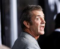Mel Gibson at the industry screening of