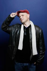 Bobcat Goldthwait at the promotion of