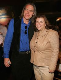 Raja Gosnell and Gail Berman at the after party of the premiere of