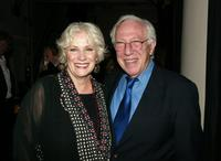 Betty Buckley and Bernard Gersten at the 20th Anniversary party of the Musical Theatre Works Concert, 'Bravo Bernstein'.