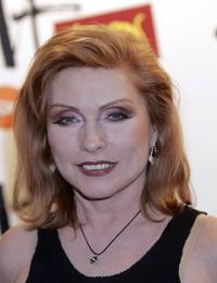 Deborah Harry at the Brit Awards 2006 during the 26th annual music awards.