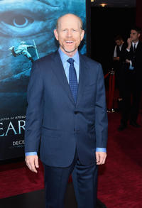 Ron Howard at the New York premiere of
