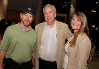 Ron Howard, Louis D. Friedman and Monica Lopez at the special screening of THINKFilm's