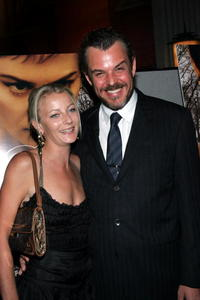 Danny Huston and wife Katie Huston at the premiere screening of