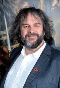 Director Peter Jackson at the California premiere of