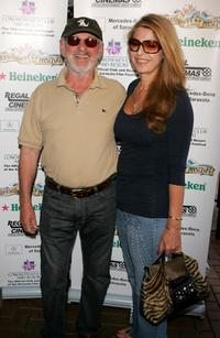 Norman Jewison and his guest at the 2007 Filmmakers Reception at Mattisons City Grille.