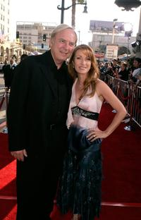 James Keach and Jane Seymour at the premiere of