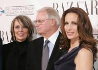 Diane Keaton and Andie MacDowell at the LOreal Paris presents