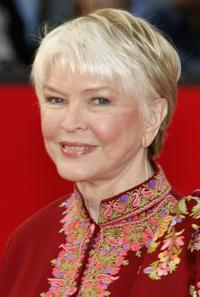 Ellen Burstyn at the Actors' Studio red carpet of Rome Film Festival.