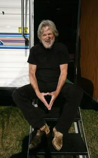 Kris Kristofferson at the Stagecoach Music Festival held at the Empire Polo Field.