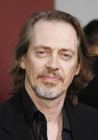 Steve Buscemi at the L.A. premiere of