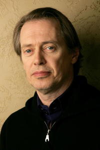 Steve Buscemi in a portrait for