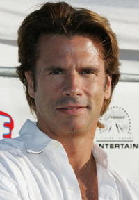 Lorenzo Lamas at the Rydell Edition DVD Launch Event of