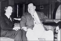 A File Photo of Stan Laurel and Oliver Hardy, Dated January 01, 1930.
