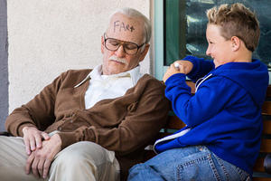 Pranks a Lot: 'Jackass Presents: Bad Grandpa' Comes to Home Video