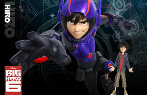 News Bites: Meet the Animated Heroes from Disney's 'Big Hero 6'