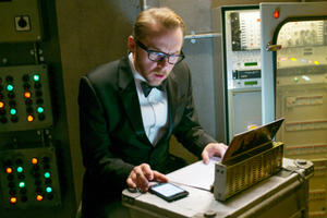 News Briefs: Simon Pegg Touted for Steven Spielberg's 'Ready Player One'