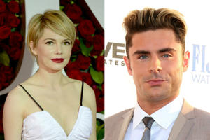 News Briefs: Michelle Williams, Zac Efron Touted for Hugh Jackman's 'Greatest Showman'