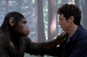 Is James Franco Being Shut Out of 'Dawn of the Planet of the Apes'?