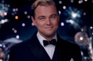 'The Great Gatsby' One Big Scene: Finally, An Invite to Leo's Lavish Party