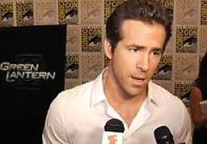 Exclusive Comic-Con Video Interviews: The Cast of 'Green Lantern'