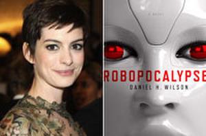 Anne Hathaway Confirms Role in Spielberg's 'Robopocalypse'
