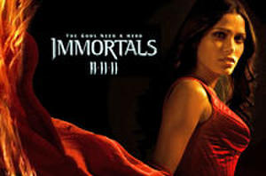 Poster Watch: Four New Character Posters for 'Immortals'