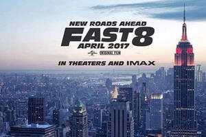 News Briefs: See New 'Fast 8' Poster and 'XXX' Images from Vin Diesel