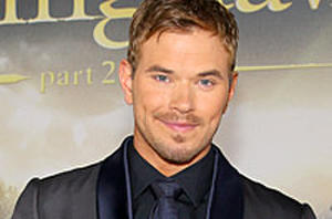 Guys, Kellan Lutz Has Some 'Breaking Dawn Part 2' Advice for You