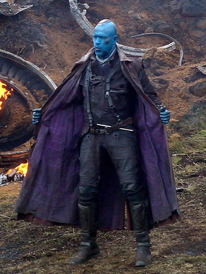 Bam! Pow! Zap! A '300' Trilogy Likely, Yondu's Loincloth Not in 'Guardians,' Capt. America's Gal Pal May Get TV Series