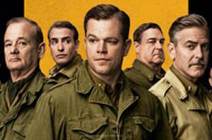 Trailer: George Clooney, Matt Damon Enter the Oscar Race with 'The Monuments Men'