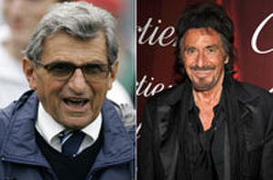 Al Pacino to Portray Joe Paterno in Movie About Penn State Football Scandal