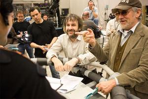 Peter Jackson Is Making a Secret Amblin Movie for Steven Spielberg