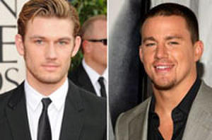Alex Pettyfer to Play Young Channing Tatum in Male Stripper Movie