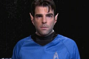 Zachary Quinto Shows Off Fake 'Star Trek into Darkness' Clip; First Trailer Hits Thursday