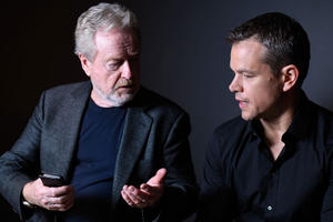 Influencer: Get to Know 'The Martian' Director Ridley Scott