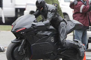 First Look: RoboCop Gets Futuristic RoboCycle