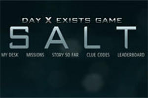Salt Day X Exists Game: Mission One
