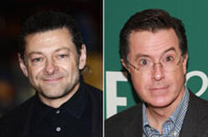 Stephen Colbert Gets 'Hobbit' Cameo, Andy Serkis to Direct Motion Capture Version of 'Animal Farm'