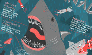 Infographic: The Anatomy of a Sharknado