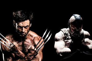 Hugh Jackman Thinks Tom Hardy Should Be the Next Wolverine